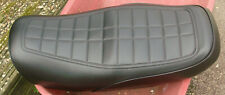 Motorcycle seat cover complete with strap Honda CB250/400N
