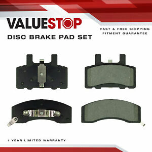 Front Ceramic Brake Pads for Chevy GMC C1500 C2500 Suburban Dodge Ram 2500 D370