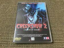 RARE DVD CREEPSHOW 2 (STEPHEN KING/GEORGE A ROMERO)