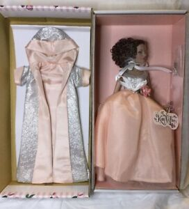 """Tonner 10"""" 2005 Tiny Kitty Collier Grand Entrance Pink Formal Gown & Cloak NRFB"""