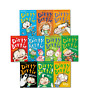 Dirty Bertie Series 2 David Roberts 10 Books Collection Set