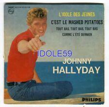 Vinyles EP Johnny Hallyday chanson française