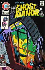Ghost Manor #28 Vg, 2nd series, Nudity panels, Charlton Comics 1976