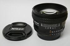 Nikon AF Nikkor 2,8 / 20  mm D   Objektiv gebraucht  in ovp