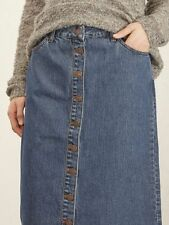 White Stuff Denim Knee Length Women's Skirts