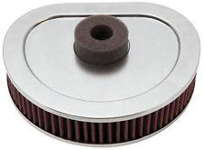 K&N AIR FILTER FOR HARLEY DAVIDSON FLHS FLHTC FLSTF FLHTCU 90-99 HD-1390