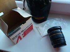 Tamron AF SP IF 20-40 mm f/2.7-3.5 Lens Full Frame for Canon, box EXCELLENT