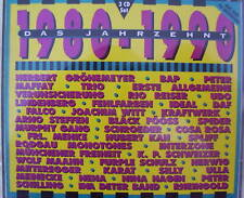 1980-1990- Das Jahrzehnt- 3 CDs- EMI 1990