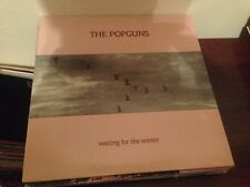 """POPGUNS - WAITING FOR THE WINTER 12"""" MAXI INDIE POP"""