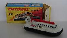 MATCHBOX-SUPERFAST-MB 72 hovercraft-OVP -