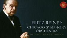 Fritz Reiner Complete RCA Chicago Symphony Recordings - Box Set - Brand New! OOP