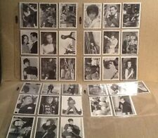 The Avengers Trading Cards Lot of 32 Cornerstone 1992 In binder sleeves