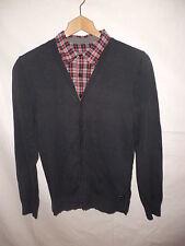 Gilet  chemise doublé Pepe Jeans  Noir Taille S (34/30) à - 53%
