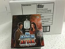 Topps Doctor Who Alien Attax Trading Card Game Booster (20pks)-POPULAR