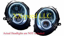ORACLE Mini Cooper 07-13 WHITE LED Headlight Halo Angel Demon Eyes Rings Kit