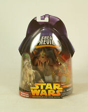 Star Wars EP3 Revenge Of The Sith Sneak Preveiw Wookie Warrior MOC