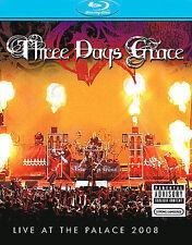 Three Days Grace: Live at the Palace 2008 [Blu-ray], Good DVD, ,