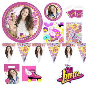 Soy Luna Party Deko, Disney Soy Luna Rollschuhparty jetzt im Fernsehen