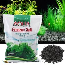 50G Aquarium Substrate Fish Tank Sand Soil Fertilizer Plant Seeds Decor Supply