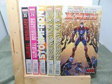 Ultimate X-Men #21, 22, 23, 24 & 25 Marvel Comics Cb5311