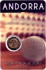 ANDORRA 2 Euro 2016 - Radio and Television - BU Quality