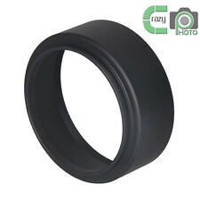 49mm Metal Standard Camera Lens Hood Screw in for Canon Nikon Sony NEX Fujifilm