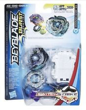 New Hasbro Beyblade Burst Evolution Switch Strike DOOMSCIZOR D3 DR32/TA12
