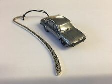 Triumph 2000 MK1 Saloon FULL CAR on a Pattern bookmark with cord ref263