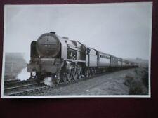 PHOTO  LMS ROYAL SCOT CLASS LOCO NO 6146 THE RIFLE BRIGADE ON SHAP 1938