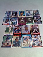 Ryne Sandberg:  Lot of 125 cards.....85 DIFFERENT