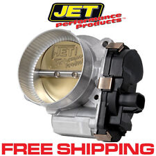 JET 76108 Powr-Flo High-Flow Throttle Body 2014-2017 GM Truck and SUV 5.3L 6.0L