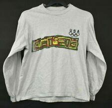 Vintage 1995 Warner Bros Looney Tunes Beach Vollyball Usa Olympics T-Shirt Xl