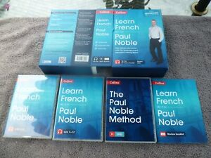 Learn French with Paul Noble - Complete Course by Paul Noble (2012, CD-Audio)