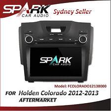 "8"" SP GPS DVD SAT NAV IPOD BLUETOOTH USB SD  RADIO FOR HOLDEN COLORADO 2012-2013"