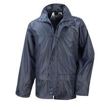 Result Waterproof Rain Jacket Mens Womens Hooded Coat Outdoors S - 3XL (R227X)
