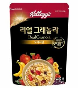 <kellogg's>Real Granola  Original Cereal 400g  Korea food