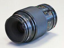 Canon FD macro 4/100mm muy bonito para ae-1 y otros
