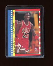 Michael Jordan 1987-1988 Fleer Sticker #2 RARE 2nd YEAR !!! 🔥🔥