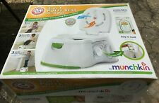 Munchkin 3 in 1 Complete Potty Training System.