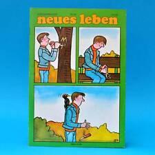 DDR nuova vita 10/1978 Rennsteig Tapis BEE GEES Kirka Peter & Paul Braunek B