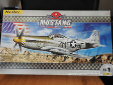 1/24 Heller ref.52906 North American P-51D/F-6D Mustang