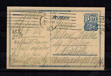 Deutsches Reich Ganzsache  P 150 mit 145 nach Neukölln  interne Nr. 773