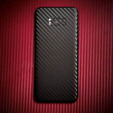 Carbon Fiber Skin Decal for  Samsung Galaxy S8 Full Wrap