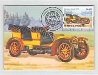 S.TOME MK AUTOS OLDTIMER MERCEDES SIMPLEX CARS CARTE MAXIMUM CARD MC CM m254
