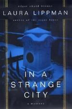 Tess Monaghan: In a Strange City No. 6 by Laura Lippman (2001, Hardcover)