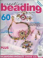 Creative Beading Magazine Embellishments Jewelry Necklaces Earrings Bracelet