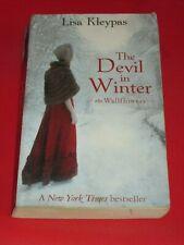 msm* LISA KLEYPAS ~ THE DEVIL IN WINTER    The Wallflowers