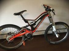2013 GT Fury Team Carbon Fiber Rare downhill mountain bike DH bicycle