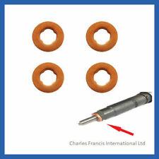 Vauxhall Zafira 1.9 CDTi Bosch Common Rail Diesel Injector Seal / Washer x 4