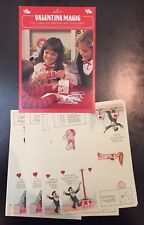 Vintage Hallmark Valentine Magic Cards